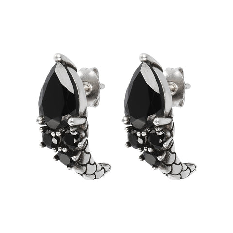 MISTERO DROP GEMSTONE EARRINGS  - WSOX00308