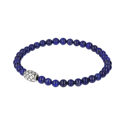 Stretch Stone Mermaid Bracelet con LAPIS