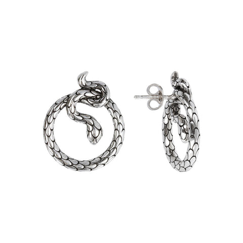 TERRA SNAKE EARRINGS  - WSOX00355