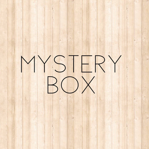 $5 Friday Mystery Box- 5 Pack Fat Quarters 100% Cotton