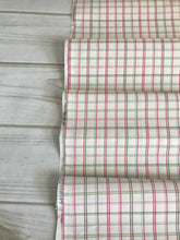 Plaid Beat Printemps ~ Fusion Printemps Collection by AGF Studio for Art Gallery Fabrics 100% Cotton