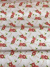 On Sale! Riley Blake Wonderland Floral Pink 100% Cotton