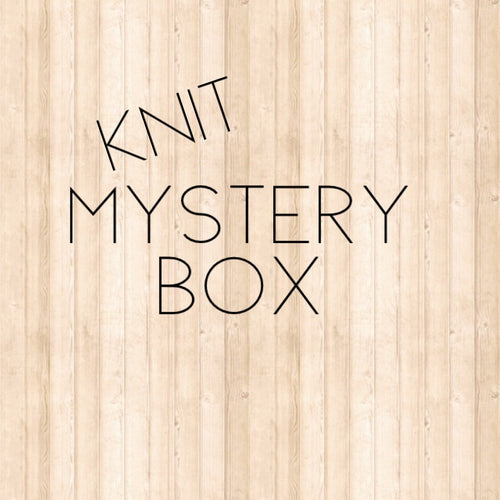Mystery Box-1/2 yard cuts KNITS