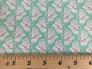 Flower Birds ~ No Probllama Collection by Dear Stella Designs 100% Cotton