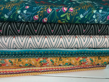 Collar Ends Boho ~ Legendary Collection by Pat Bravo for  Art Gallery Fabrics 100% Cotton