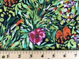 Writer's Garden Stem KNIT~ Bloomsbury Collection ~ Bari J. for Art Gallery Fabrics