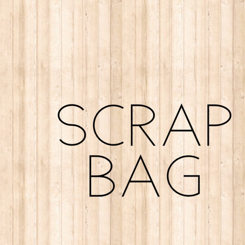 Scrap Bag 100% Cotton
