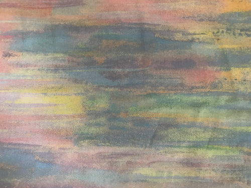 Watercolor Multi ~ Menagerie Collection ~ Rifle Paper Company for Cotton + Steel 100% Cotton