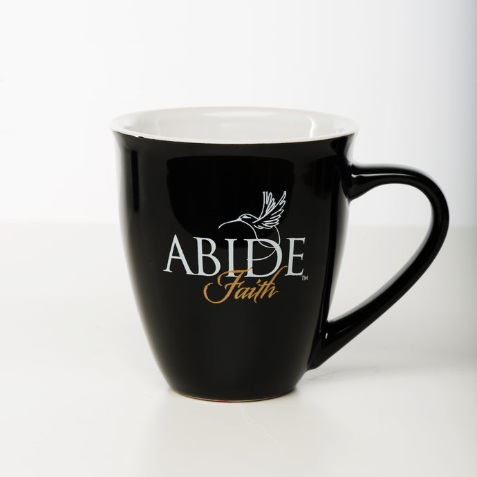 Abide Scripture Mugs - Faith