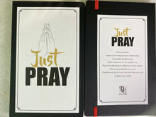 "Load image into Gallery viewer, ""Just Pray"" Journal"