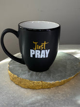 "Load image into Gallery viewer, ""Just Pray"" Mug and Journal Bundle"