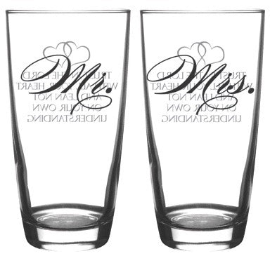 Abide Marriage Glasses