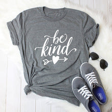 Load image into Gallery viewer, ABIDE - Be Kind Tee Shirt