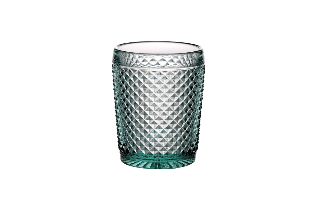Bicos - Water Glasses (Set of 4) - Green