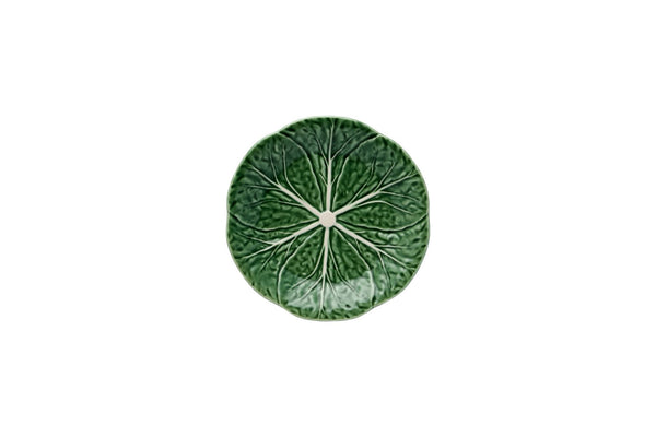 Cabbage Side Plate - Green