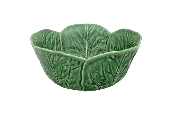 Cabbage Deep Salad Bowl - Green