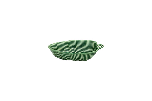 Leaves Banana Leaf Bowl - Green