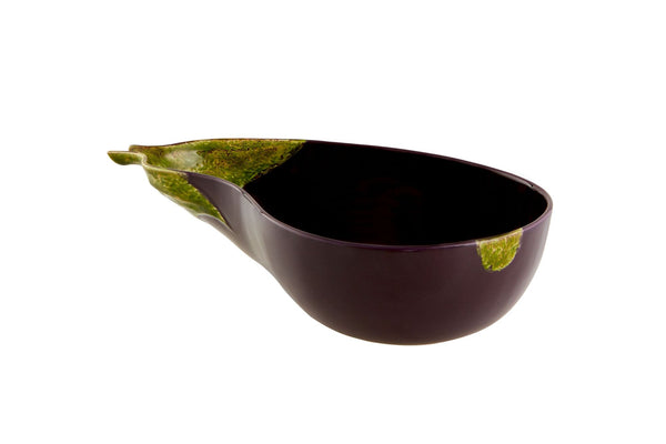 Aubergine Salad Bowl - Medium
