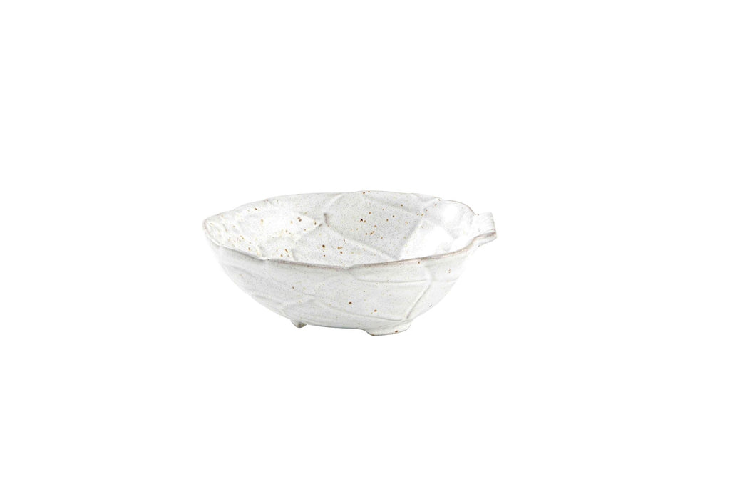 Artichoke Bowl - Medium - White