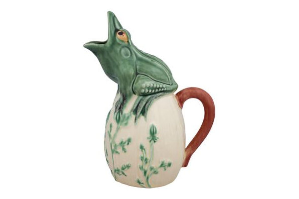 Pitcher Frog Pitcher