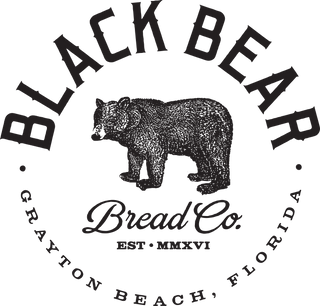 Logo for Black Bear Bread Company Cafe