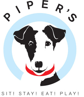 Logo for Piper's Kitchen, a taco restaurant