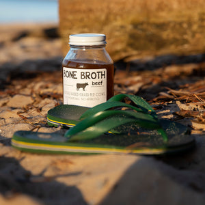 Bone Broth : Jalapeno (Spicy) Beef