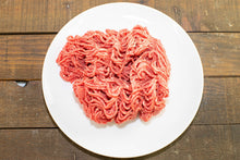 grass fed ground beef from Arrowhead Beef