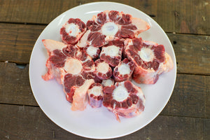 grass fed oxtail from arrowhead beef