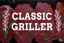 classic griller assortment pack from arrowhead beef