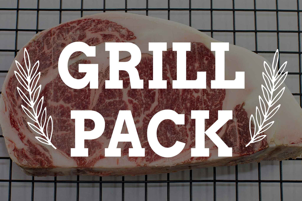 Wagyu Grill Pack from Arrowhead Beef