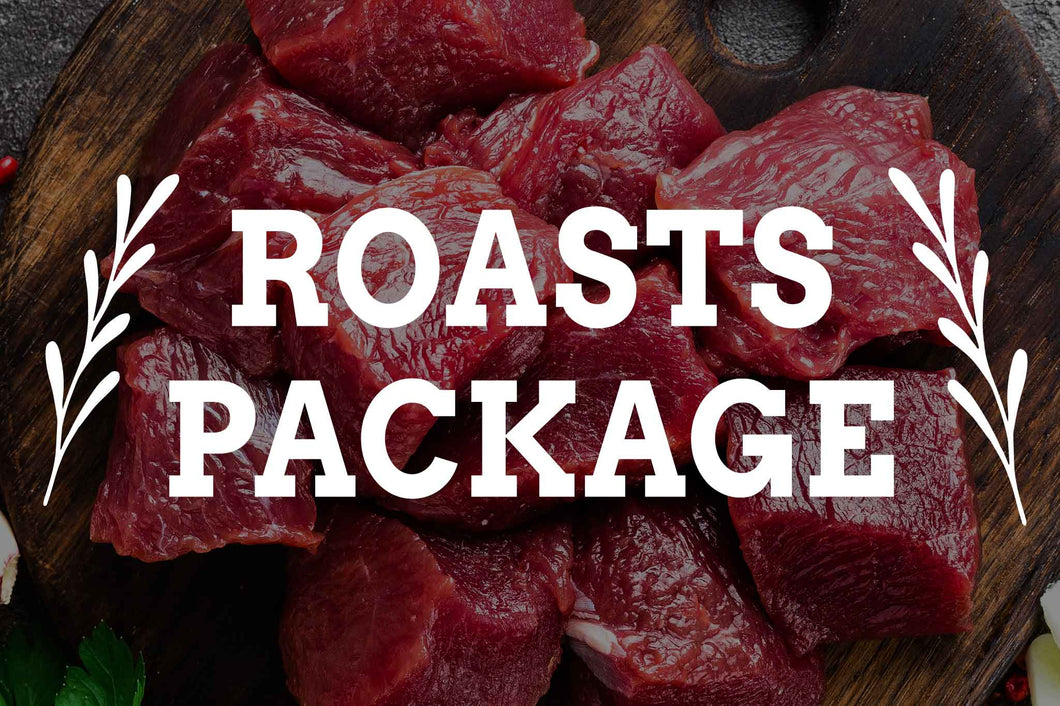 The Roasts Package from Arrowhead Beef