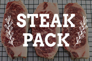 Wagyu Grill Pack