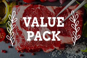 value pack from arrowhead beef
