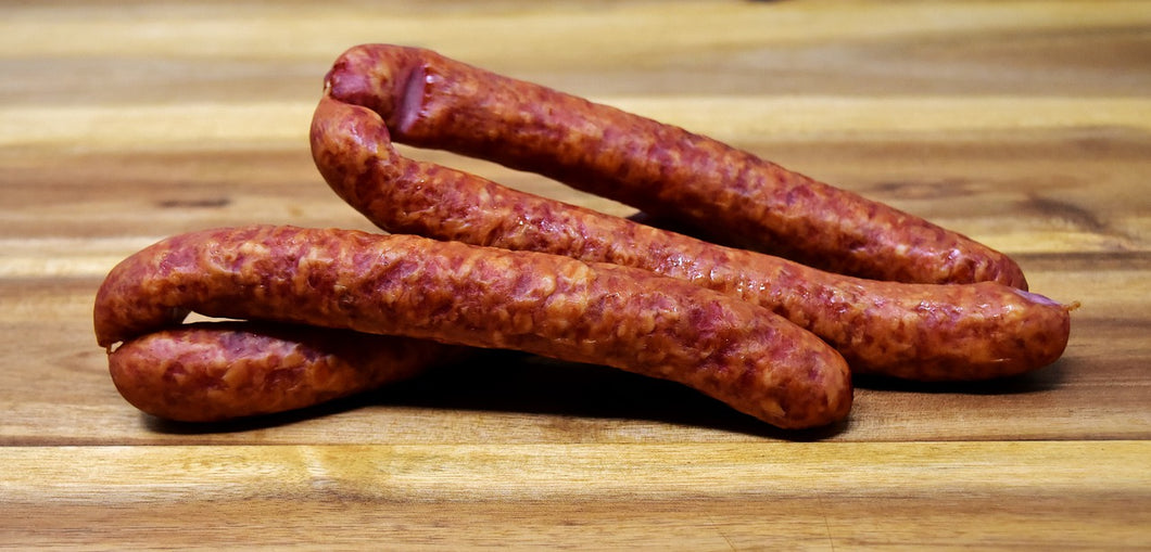 Berkshire Smoked Sausage : Spicy Blend