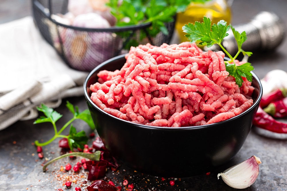 wagyu ground beef from arrowhead beef