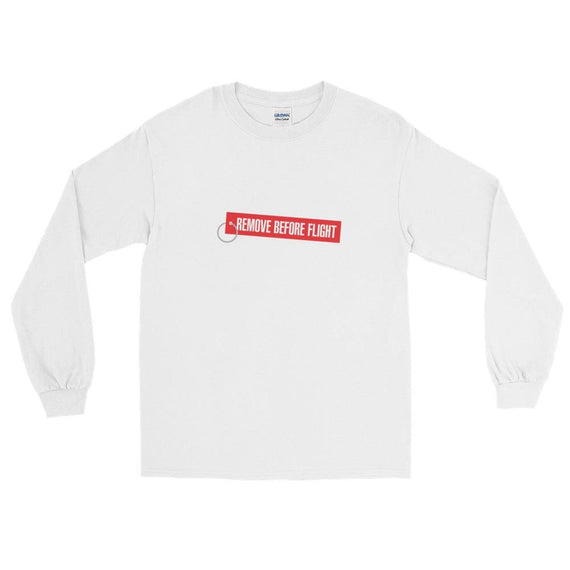Remove Before Flight Ls T-Shirt - S