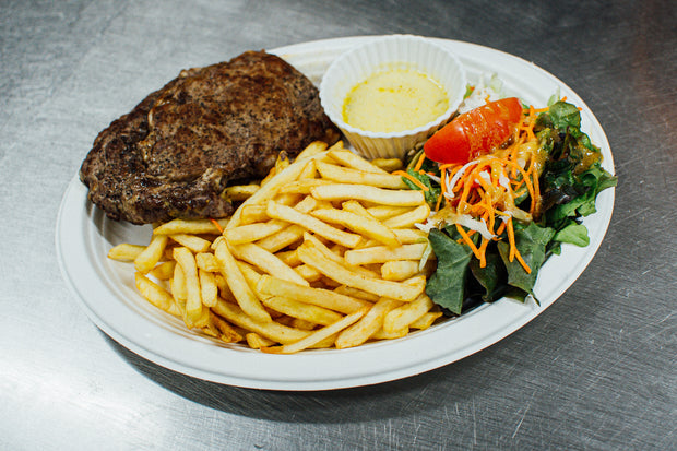 SNACK ULYSSE - ENTRECOTE (ANGUS) FRITES