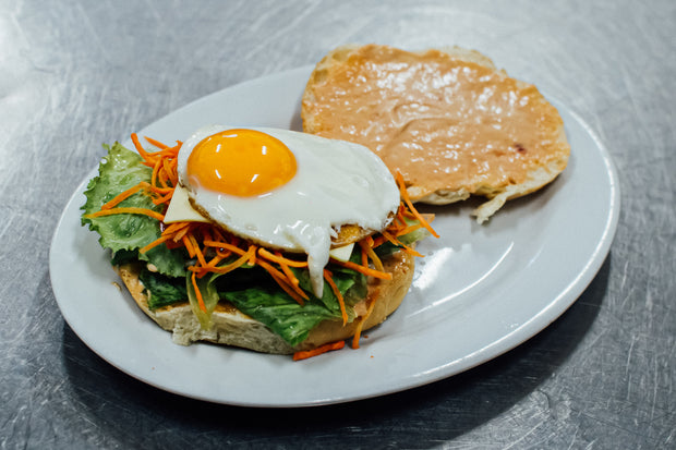 SNACK ULYSSE - EGG BURGER