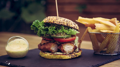 BURGER JOE - LE CFC (Poulet)