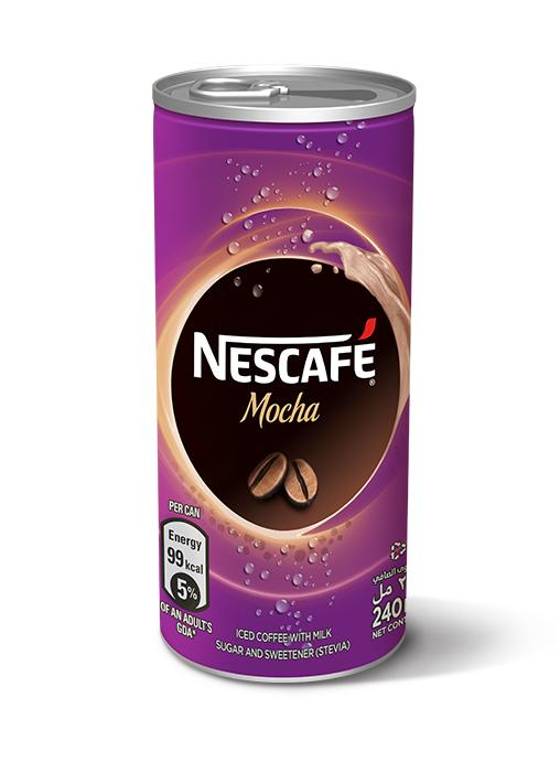 NESCAFE MOCHA 240ml - Par 6 !