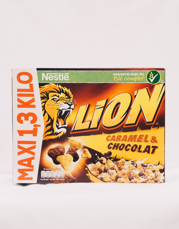 CEREALES LION 1,3KG NESTLE