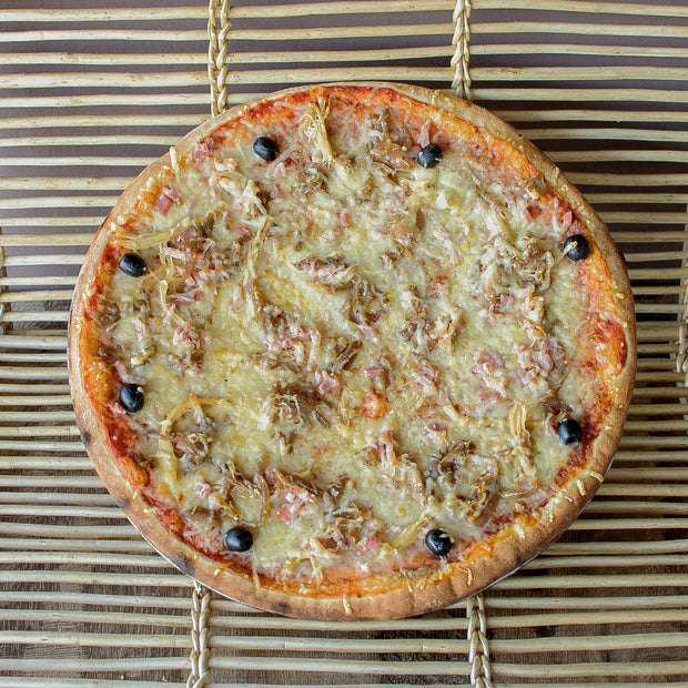 LE MOULIN - PIZZA LA CHICKEN (grande)