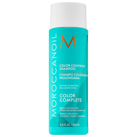 Colour Continue, by Moroccanoil - best dye friendly shampoos