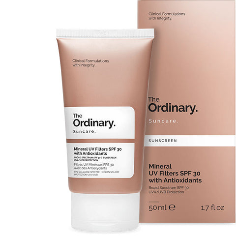 The Ordinary Mineral SPF 30 Sunscreen