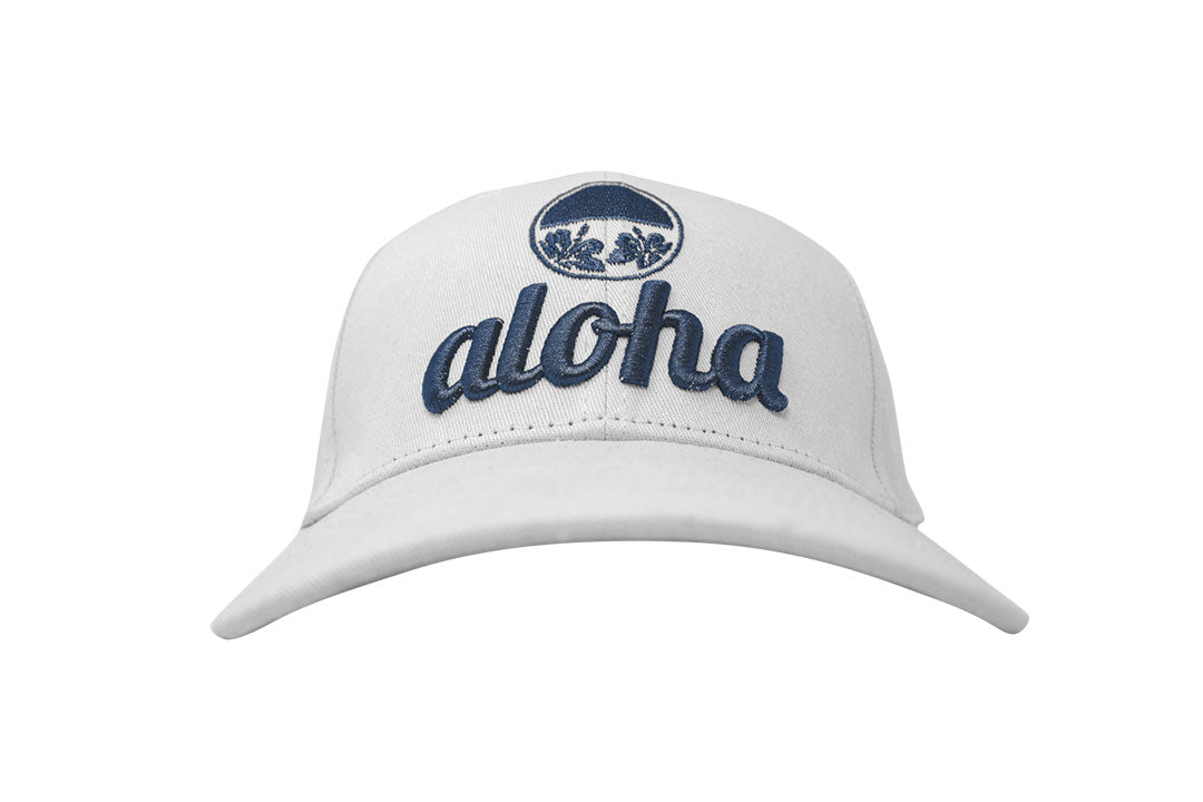 aloha natural gear hat front