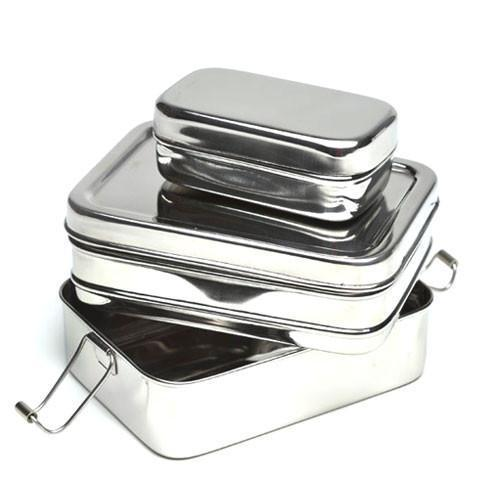 Ecolunchbox stainless lunch box
