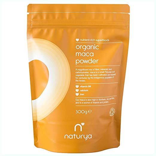 Naturya maca powder