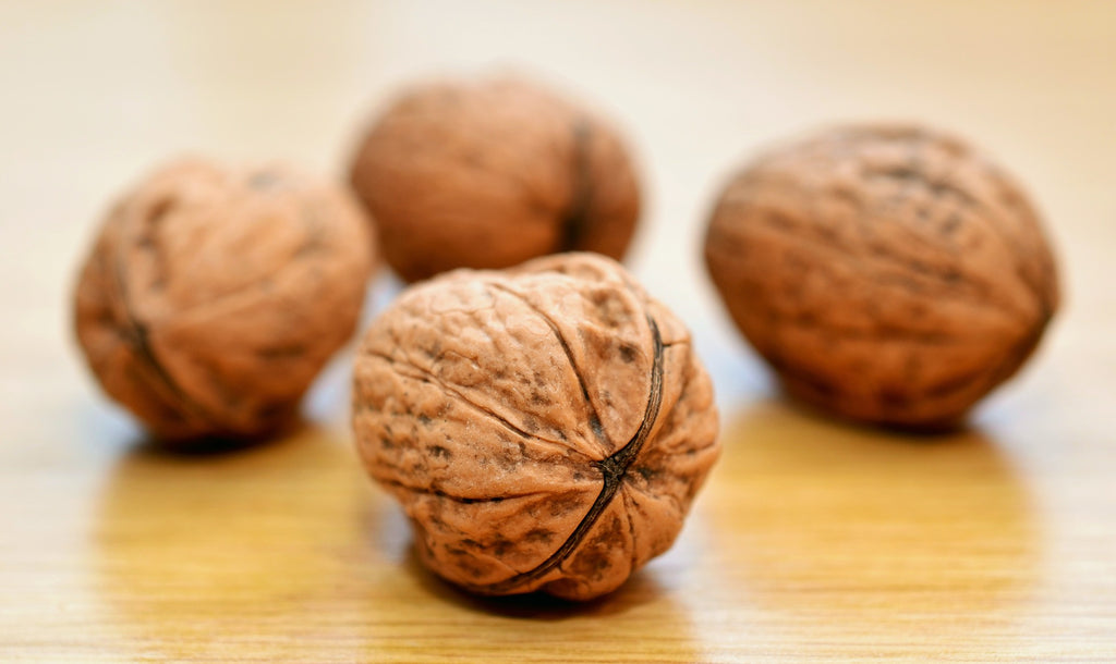 Walnuts nutritious food