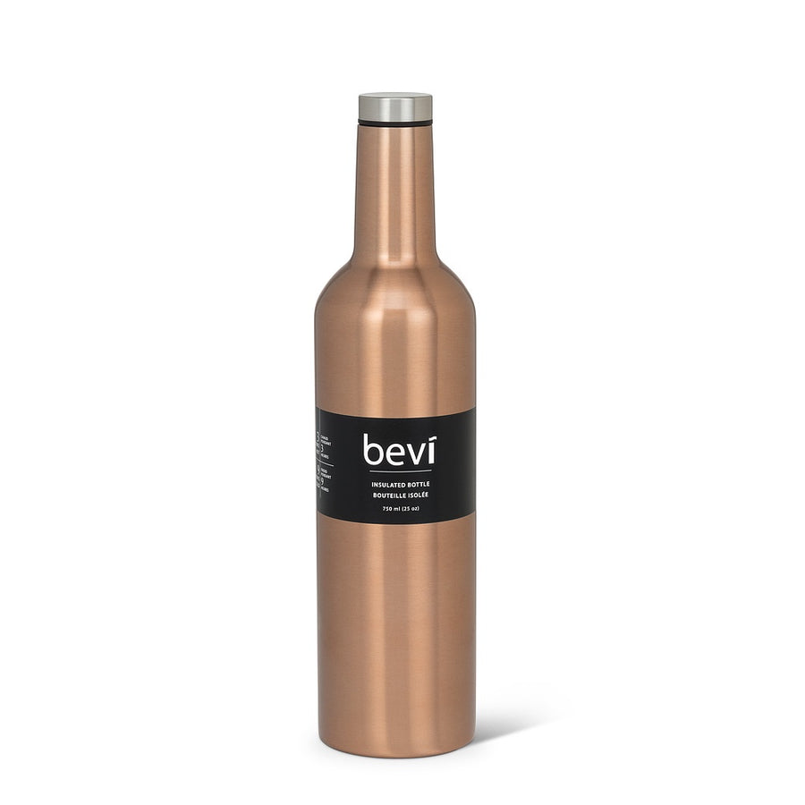 Bevi Insulated Bottle Copper
